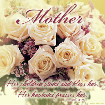 christian graphics Mother's Day